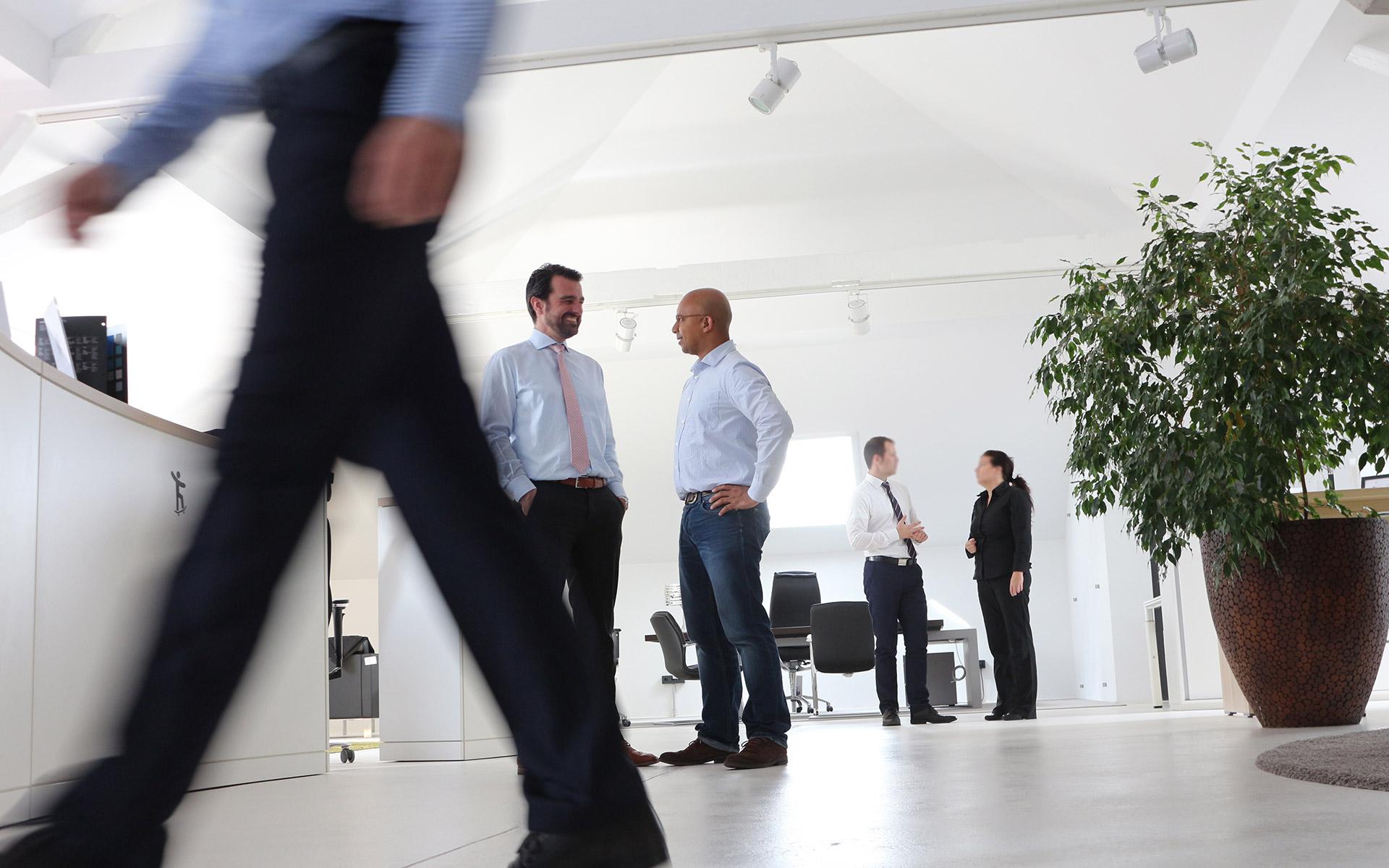 Inwerk - ausgezeichnetes Familienunternehmen für Büromöbel